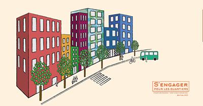 10ème édition du Concours S'engager pour les Quartiers !