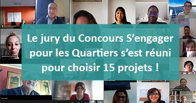 Concours S'engager Pour les Quartiers : 15 nominés pour cette 10ème édition !