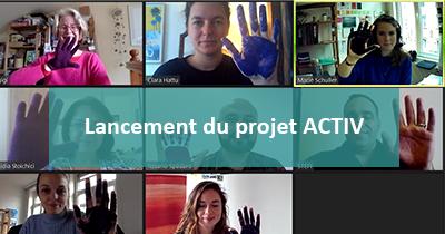 ACTIV : le projet européen pour aider à la (ré)insertion des femmes victimes de violences conjugales