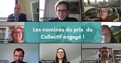 Concours S'Engager pour les Quartiers : les nominés du prix du Collectif engagé !