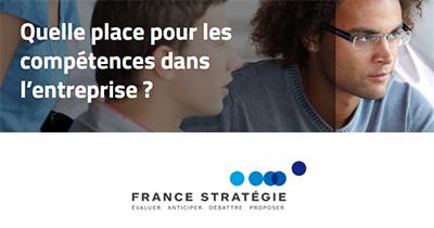 Découvrez le rapport de France Stratégie « Quelle place pour les compétences dans l'entreprise ? » auquel la Fondation FACE a participé !